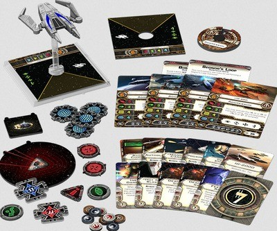 Star Wars: X-Wing Miniaturen-Spiel - IG-2000 Erweiterung-Pack Deutsch