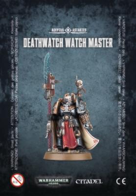 DEATHWATCH WATCH MASTER - Warhammer 40.000 - Games Workshop