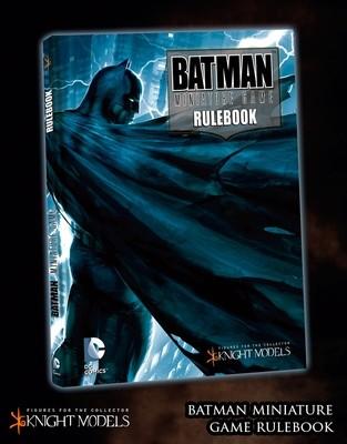 Regelbuch Version 2.0 (English) - Batman Miniature Game
