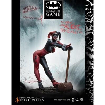 Harley Quinn Classic Costume - Batman Miniature Game
