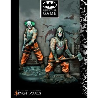 Joker's Clowns Set 1 - Batman Miniature Game