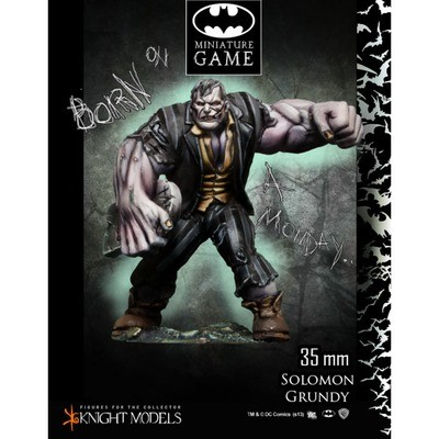 Solomon Grundy - Batman Miniature Game