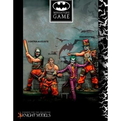 Joker Crew - Batman Miniature Game