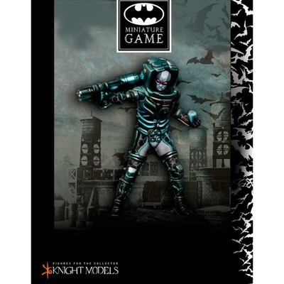 Mr. Freeze - Batman Miniature Game