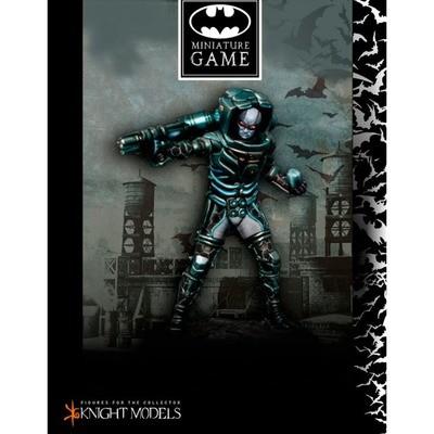 Mr. Freeze - Batman Miniature Game
