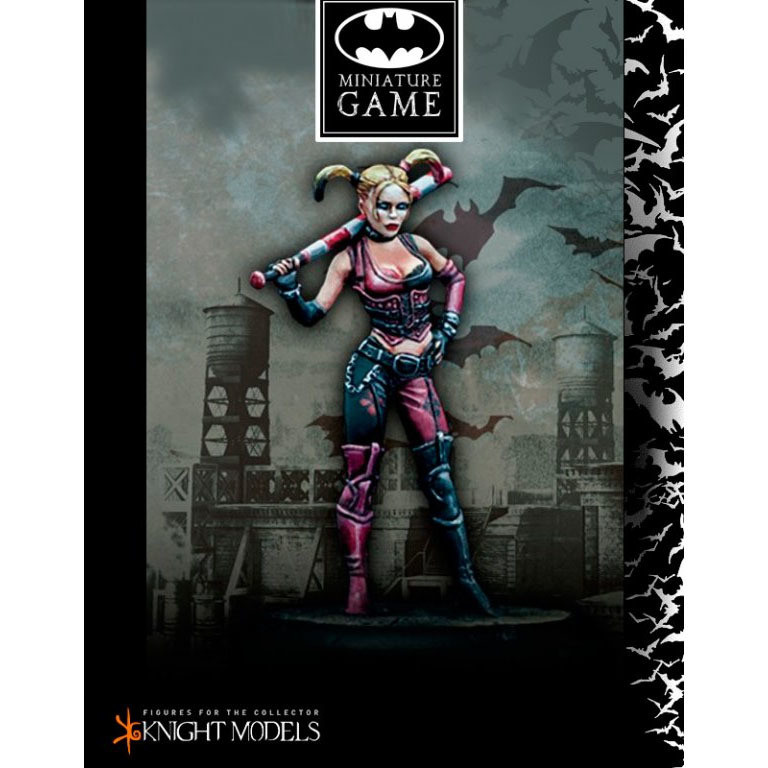 Harley Quinn - Batman Miniature Game