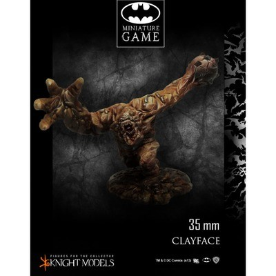 Clayface - Batman Miniature Game