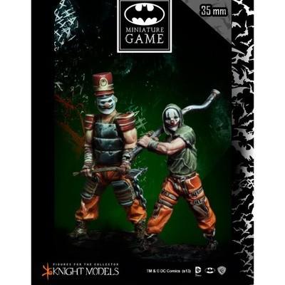 Joker Clowns Set 3 - Batman Miniature Game