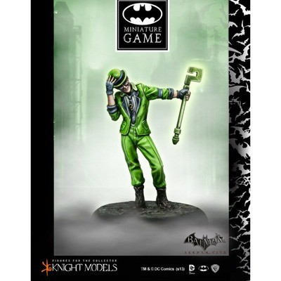 The Riddler - Batman Miniature Game