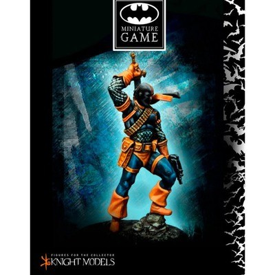 Deathstroke - Batman Miniature Game