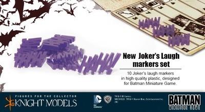Jokers Laugh Marker - Batman Miniature Game
