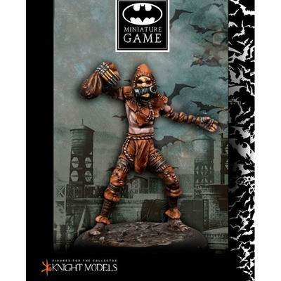 Scarecrow - Batman Miniature Game