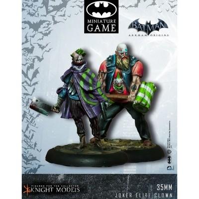 Jokers Elite Clowns - Batman Miniature Game