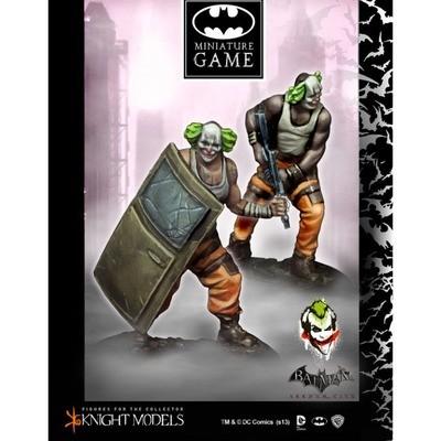 Joker Clowns Set 2 - Batman Miniature Game