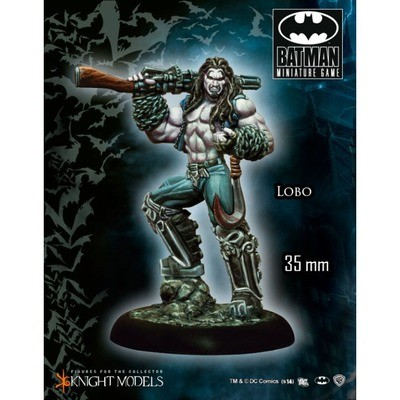 Lobo - Batman Miniature Game
