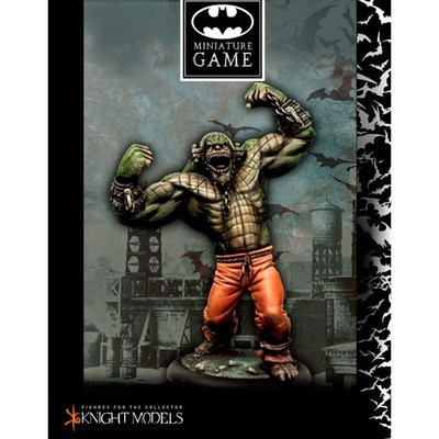 Killer Croc - Batman Miniature Game