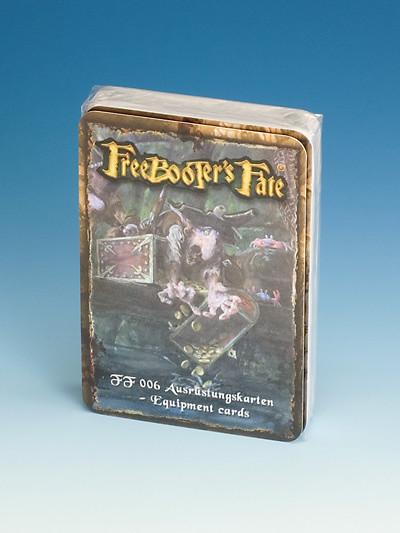 Ausrüstungskarten 1.0- Freebooter's Fate - deutsch/english