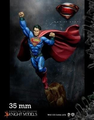 Superman Man of Steel DC Comics - Batman Miniature Game