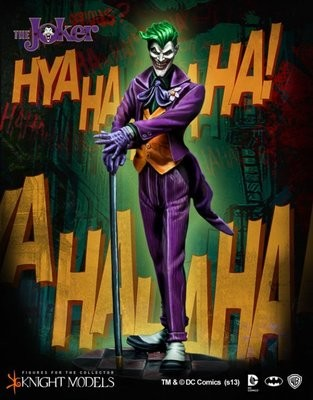 Joker Comiquette 70mm DC Comics - Batman Miniature Game