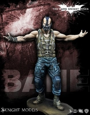 Bane (Dark Knight Rises) 70mm DC Comics - Batman Miniature Game