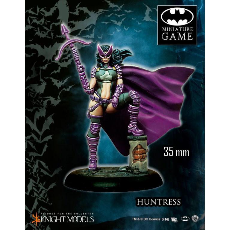 Huntress - Batman Miniature Game
