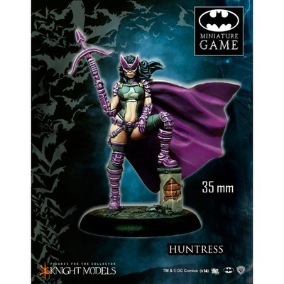 Huntress - Batman Miniature Game