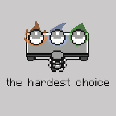 Hardest Choice - Men - L - Shirt