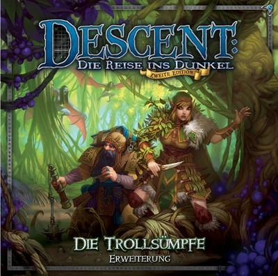 Descent 2. Edition: Die Trollsümpfe Erweiterung