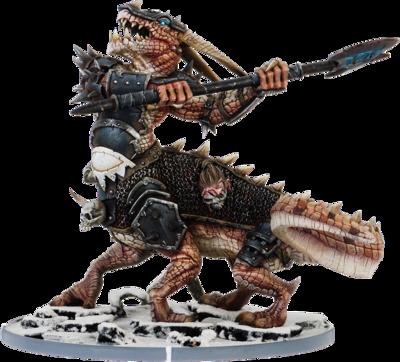 Shaaroc, Reviled Draackox - Mierce Miniatures