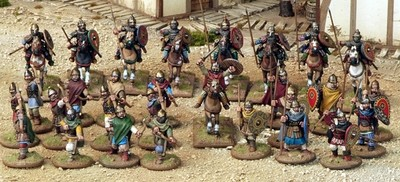Era Of Prince Rus Warband Starter (4 points) - SAGA - Prince Rus