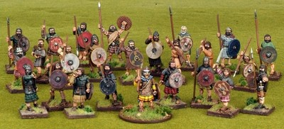 Scots Warband Starter (4 points) - SAGA - Schotten