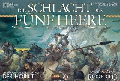 Der Hobbit - Die Schlacht der Fünf Heere - Heidelberger Spieleverlag