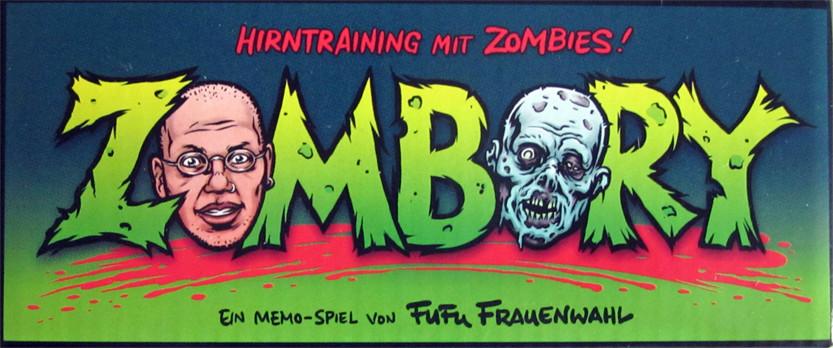 Zombory - Hirntraining mit Zombies