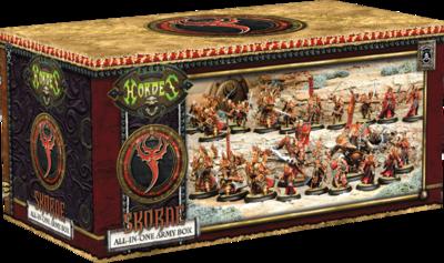 Skorne All in One Army Box - Hordes - Privateer Press