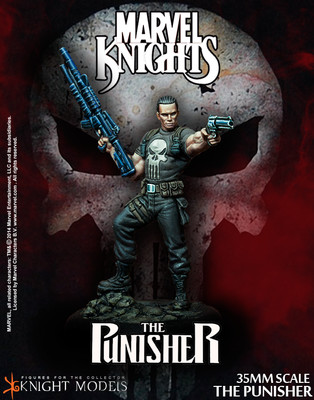 The Punisher - Marvel Knights Miniature