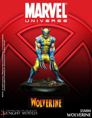 Wolverine - Marvel Knights Miniature