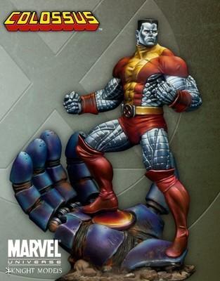 Colossus 70mm - Marvel Knights Miniature