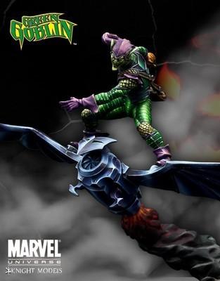 Green Goblin 70mm - Marvel Knights Miniature