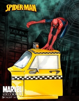 Spiderman (Spider-Man) 70mm - Marvel Knights Miniature