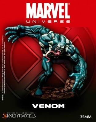 Venom - Marvel Knights Miniature