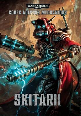 (alte 7. Edition) CODEX: SKITARII (DEUTSCH) - Warhammer 40.000 - Games Workshop