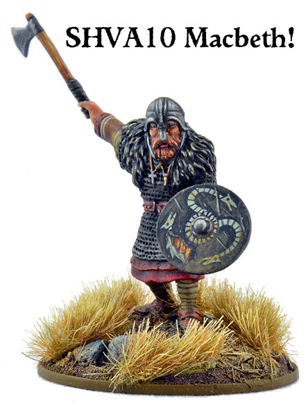 Macbeth - Heroes of the Viking Age - SAGA
