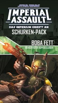 Boba Fett Erweiterung (Schurken) - Star Wars: Imperial Assault - deutsch