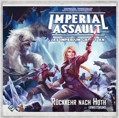 Rückkehr nach Hoth Erweiterung - Star Wars: Imperial Assault - deutsch