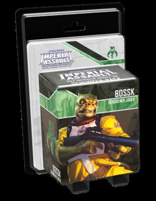 Bossk Geborener Jäger (Schurken) - Star Wars: Imperial Assault - deutsch