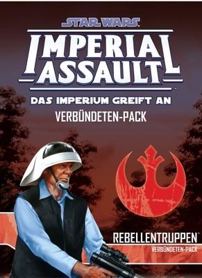 Rebellentruppen Erweiterung (Verbündete) - Star Wars: Imperial Assault - deutsch