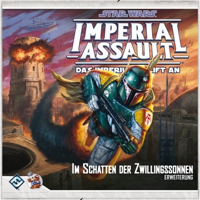 Im Schatten der Zwillingssonnen - Star Wars: Imperial Assault - deutsch