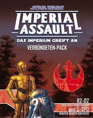 R2-D2 und C-3PO (Verbündete) - Star Wars: Imperial Assault - deutsch