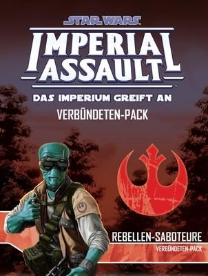 Rebellensaboteure Erweiterung (Verbündete) - Star Wars: Imperial Assault - deutsch