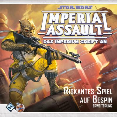 Riskantes Spiel auf Bespin Erweiterung - Star Wars: Imperial Assault - deutsch